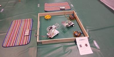 リモコンロボット製作物